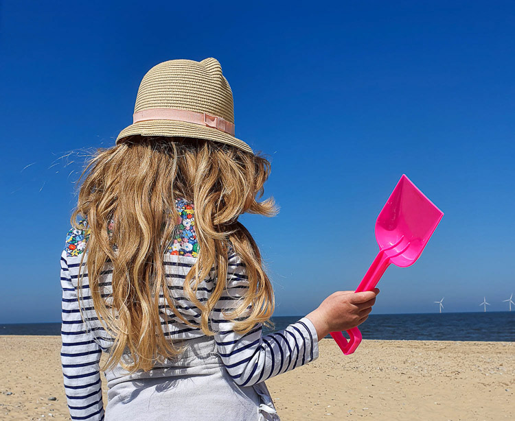 The best beaches in Norfolk with kids