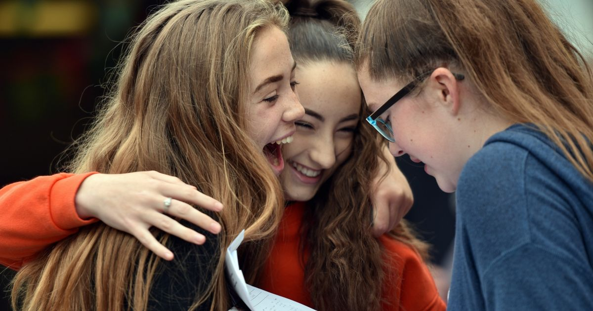 GCSE results 2021: Wales sees record year with leap in top grades