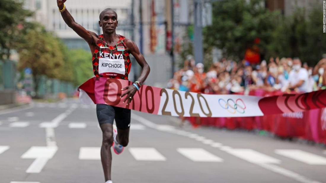 These African athletes made history at Tokyo 2020