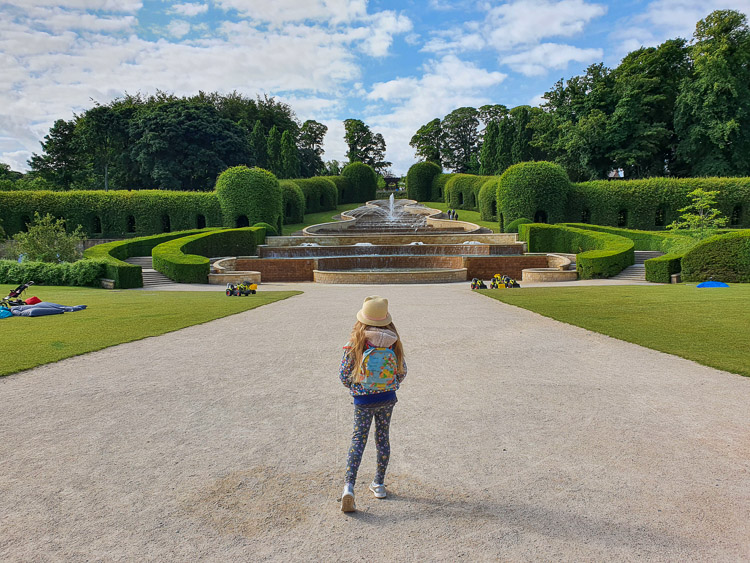 Alnwick Garden with kids, Northumberland: Review