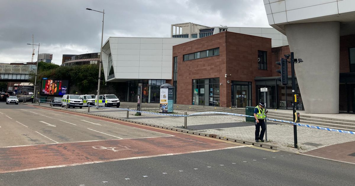 Live updates as police cordon off part of University of South Wales' Cardiff campus