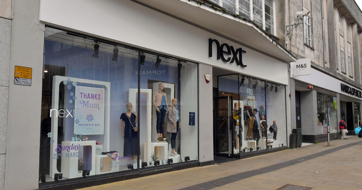 Next is closing its Swansea city centre store in a big blow for Oxford Street