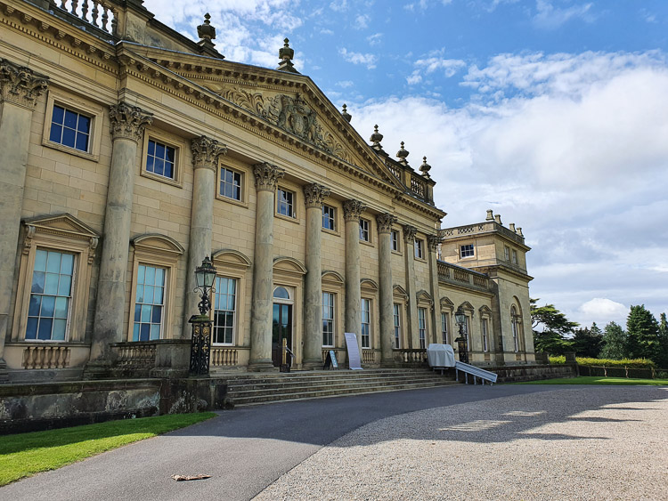 Visiting Harewood House with kids - day out in Leeds