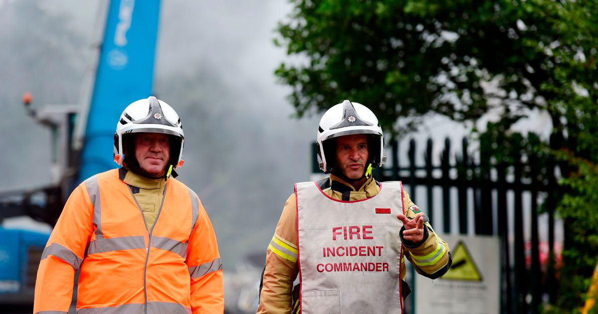 Wales loses huge number of firefighters as government cuts leave people 'less safe'