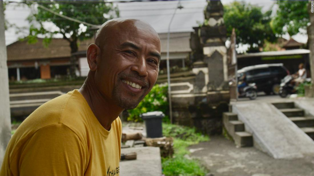 'We believe nature has a soul:' CNN Hero's offer of rice inspired people in Bali to collect nearly 500 tons of plastic for recycling