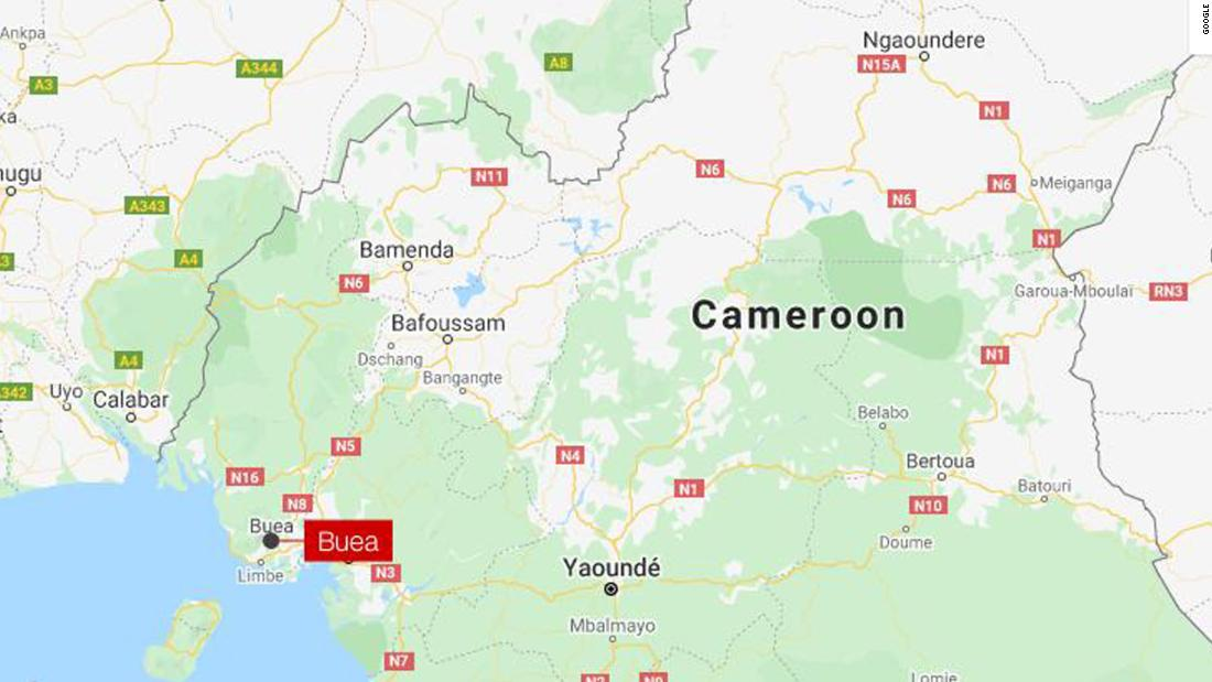 Mob kills officer after death of 5-year-old girl in Cameroon