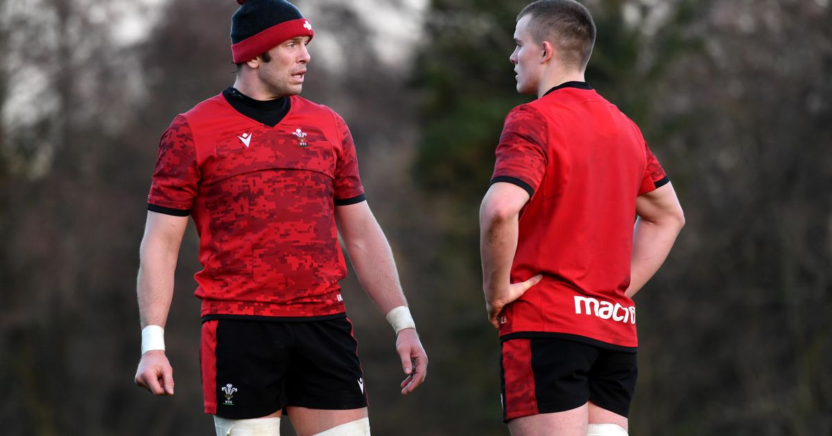 The Wales player Wayne Pivac dubbed 'a young Alun Wyn Jones' is back with bang after seven months out