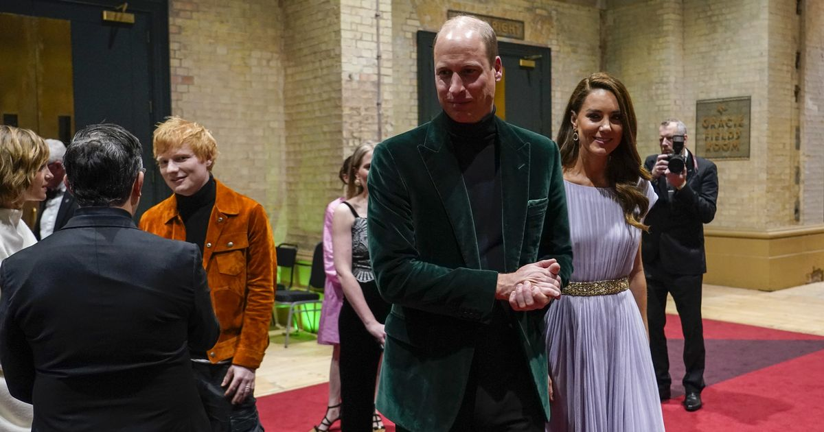Prince William's Earthshot Prize speech promises climate crisis 'solutions' for young people