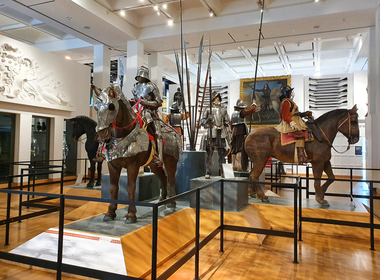 The Royal Armouries with kids - day out in Leeds